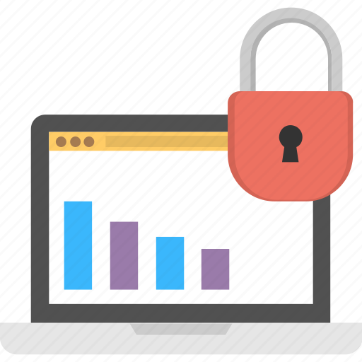 big data security, data protection, online security, security analytics dashboard, seo protection icon