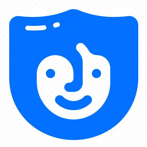 account, protection, security icon