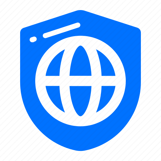 internet, protection, security icon
