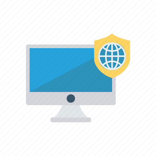 protection, screen, security, shield icon