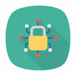 lock, padlock, protect, secure icon