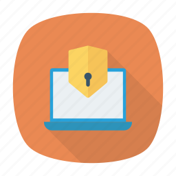 lock, protect, secure, shield icon