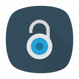 access, opened, unlock, unsecure icon