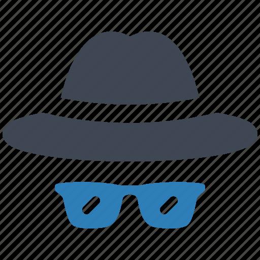 crime, hacker, thief icon