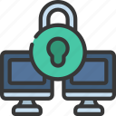 secure, computer, network, cybersecurity, networking