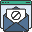 spam, email, cybersecurity, secure, hack