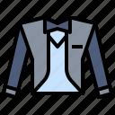 fashion, men, style, suit, tuxedo, wedding icon