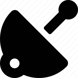 antenna, communication, media, radio, sattelite icon