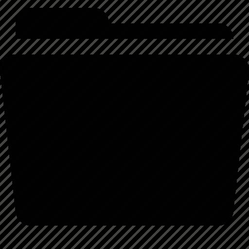 folder, paper icon