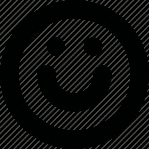 Emoji, face, happy, smile icon - Download on Iconfinder