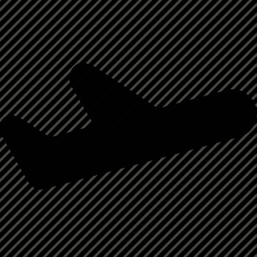 air, airplane, plane, takeoff icon
