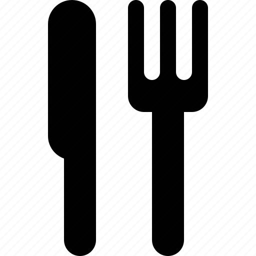 eat, food, fork, knife, restaurant icon