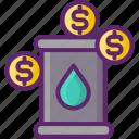 investing, oil, barrel, dollars, fuel, money