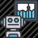 robo, investor, investing icon
