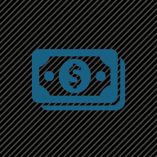Banknote, bill, cash, dollar, money icon - Download on Iconfinder