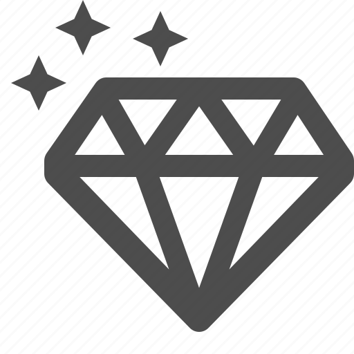 diamond, gem, investment, jewelry, precious icon