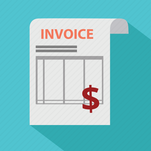 bill, dollar, finance, invoice, money, order, payment icon