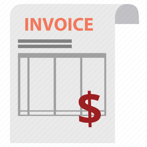 agreement, bill, document, invoice, money, orden, payment icon