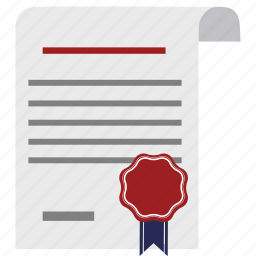 agreement, diploma, document, guarante, guaranted, guarantee, satisfaction icon
