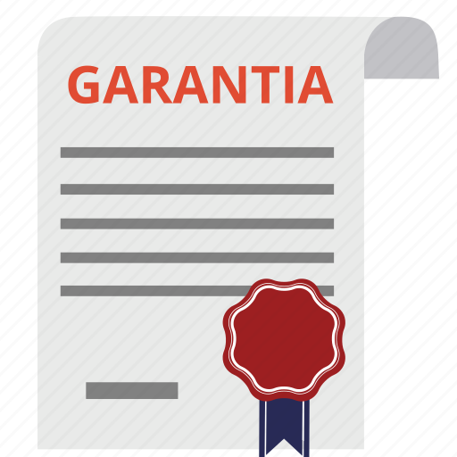 document, emblem, garantia, guaranted, guarantee, guaranty, warranty icon