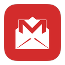 flurry, gmail, google icon
