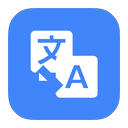 flurry, google, translate icon