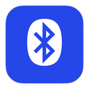 bluetooth, metroui icon