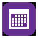 calendar, metroui icon