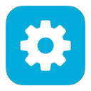 configure, metroui icon