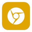 canary, google, metroui icon