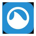 grooveshark, metroui icon