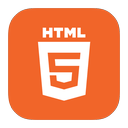 html5, metroui icon