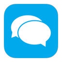 messaging, metroui icon