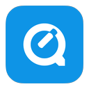 metroui, quicktime icon