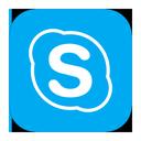 metroui, skype icon