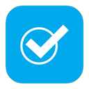 metroui, task icon