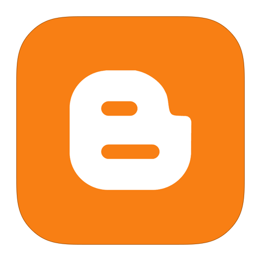 blogger, flurry, google icon