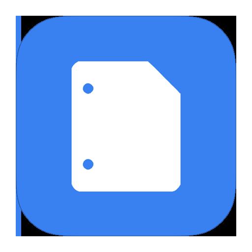 docs, flurry, google icon