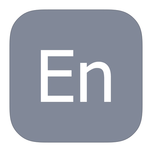 adobe, encore, metroui icon