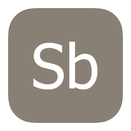 adobe, metroui, soundbooth icon