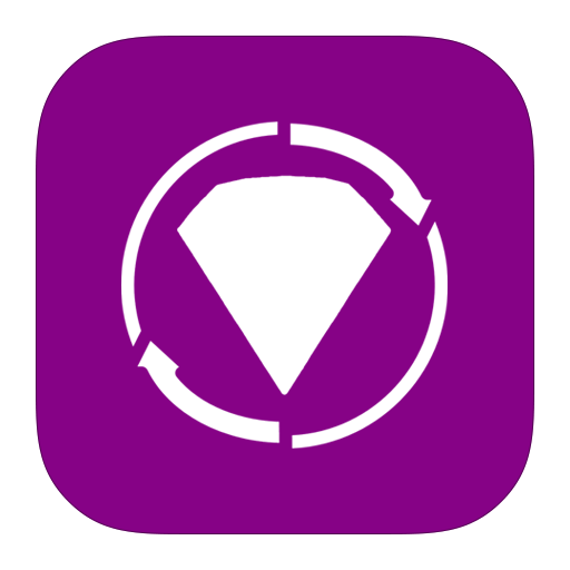 Twist, metroui, bejeweled icon - Free download on Iconfinder