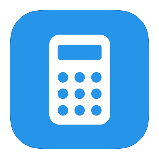 Metroui, calculator icon - Free download on Iconfinder