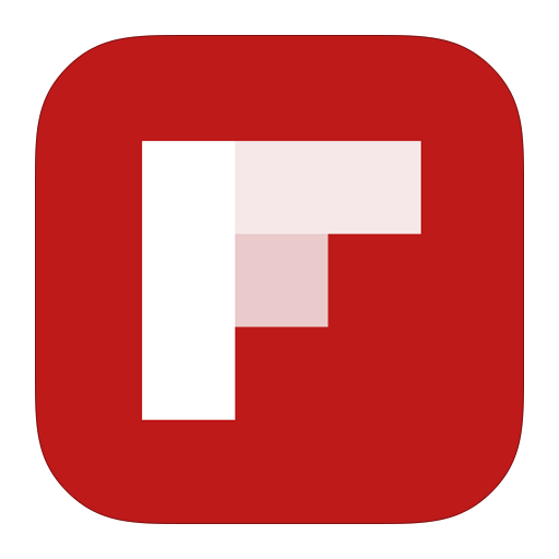 flipboard, metroui icon