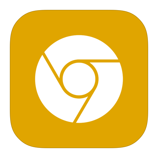 canary, google, metroui icon