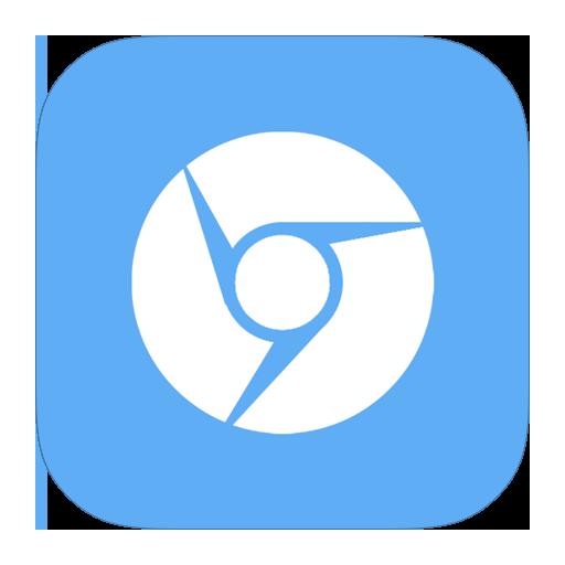 chromium, google, metroui icon