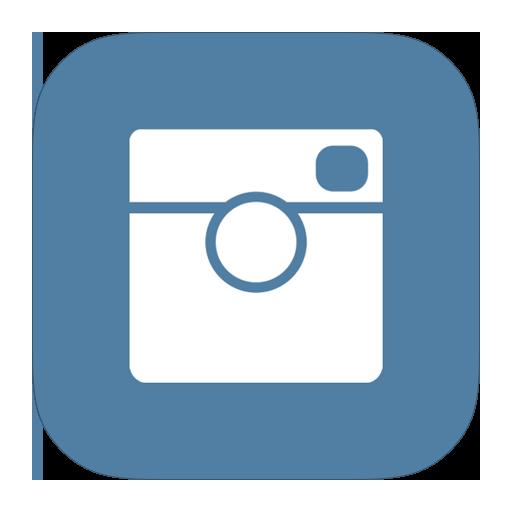 instagram, metroui icon