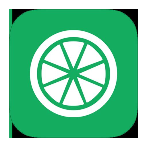 limewire, metroui icon