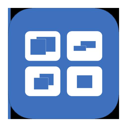 mac, metroui, spaces icon