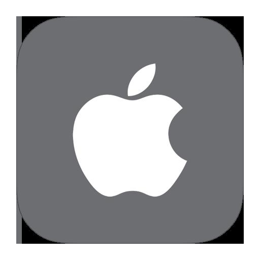 apple, metroui, os icon