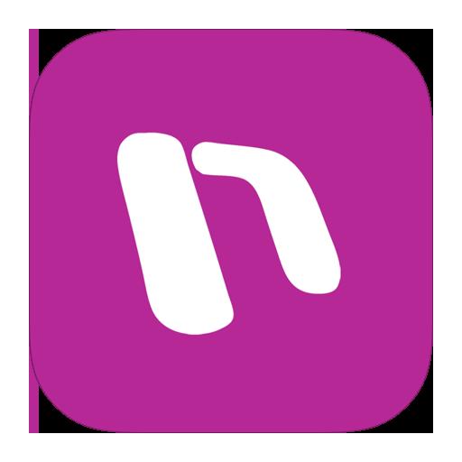 metroui, onenote icon